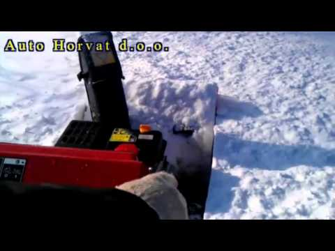 Моторен снегорин BULMASTER KC 726MS-F #3OeIMkiPxSA