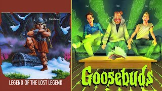 Legend of the Lost Legend (w/ Kevin Cole) - Goosebuds - Ep. 82