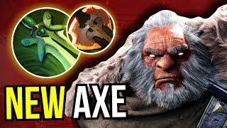 SOOO STRONG - Axe Butterfly + Battle Fury New Meta 7.08 Dota 2 | Upside Down 45