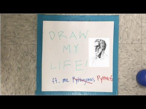Draw My Life: Pythagoras