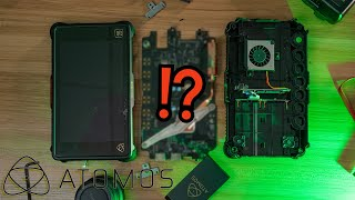What's Inside an Atomos Ninja Inferno? - Monitor Recorder Teardown