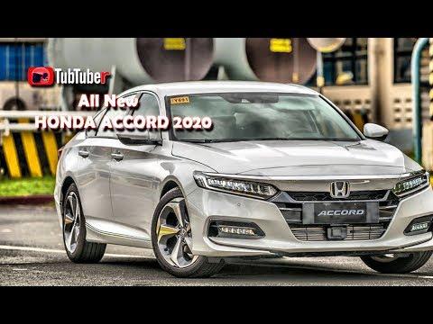 All New HONDA ACCORD 2020 EL Turbo CVT + Full Specs HD