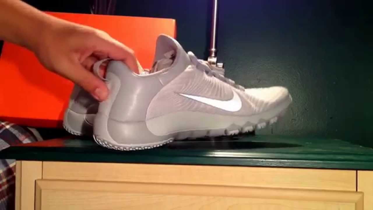 4db2ec779412e Review on the nike Free Trainer 5.0 PURE PLATINUM - YouTube