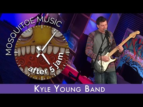 "Kyle Young Band ""After 5 Jam"""