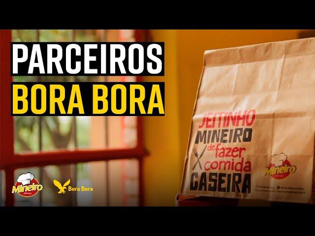LOJISTAS BORA BORA - MINEIRO   MOTTU - ALUGUEL DE MOTO PARA ENTREGADORES