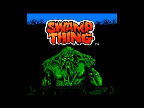 The Swamp Thing (Canceled Sega Genesis Game) Soundtrack