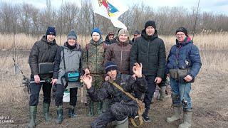 В гостях у Соседей ROSTOV BASS BATTLE Зимней этап река Аксай 2021
