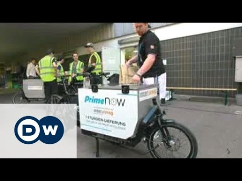 Amazon starts local express dery service in Berlin  Business