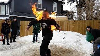 The Day I Burned Alive