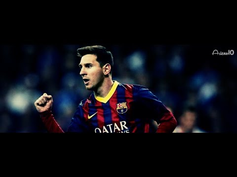 Lionel Messi | 2014 | 1080p | F.C Barcelona @Messi