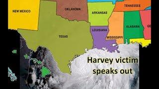 Hurricane Harvey Victim