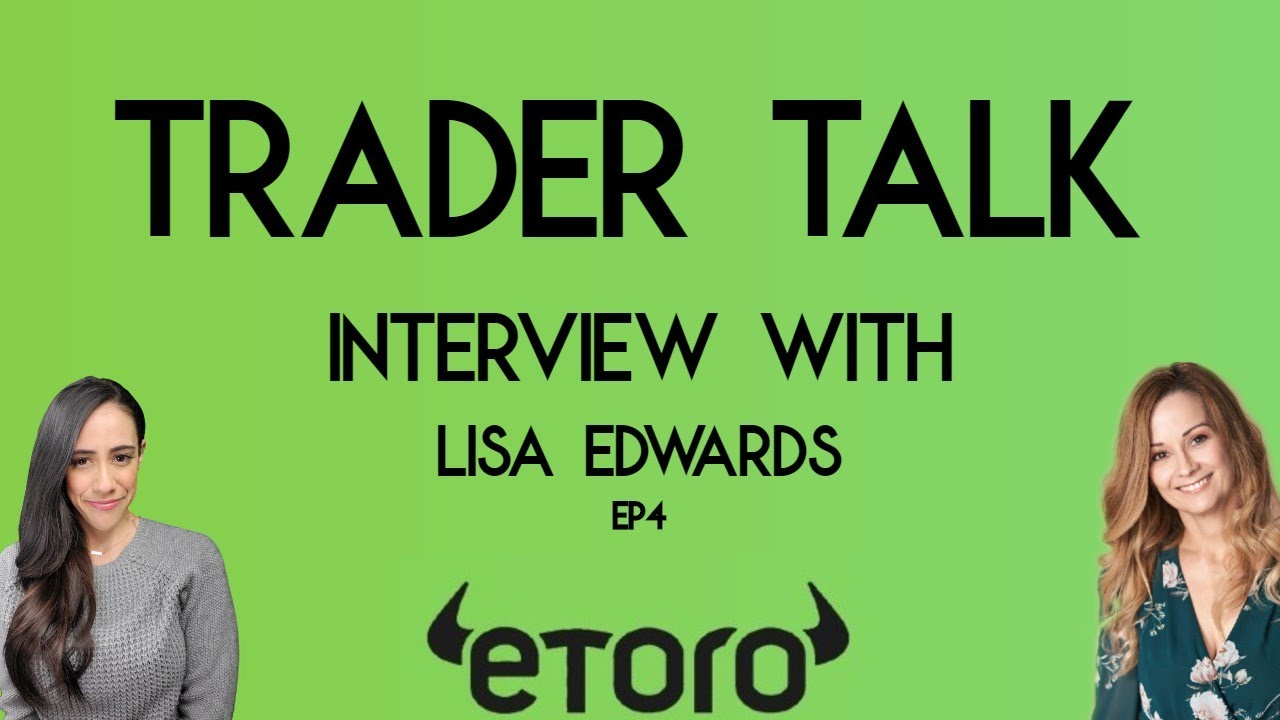 Trader Talk Episode 4 with Lisa Edwards - Elliot Wave - Trading Rules