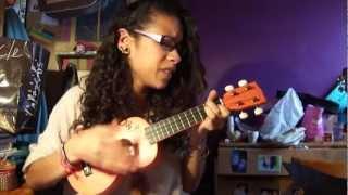 ukulele cover of La Nuit By kimberlite zouk