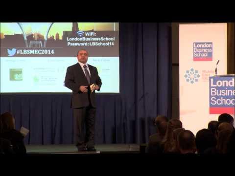 LBS MEC 2014 - Keynote Speech - Dr Saad al Barrak
