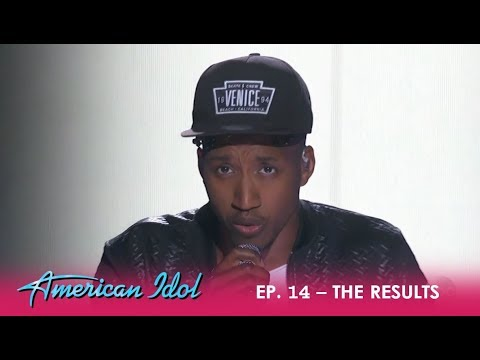 Dennis Lorenzo: Pours His HEART Out On Stage To Fight For A Top 10 Spot | American Idol 2018