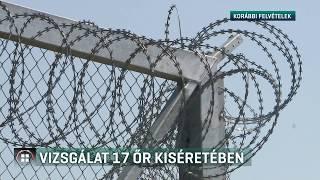 17 őr kísért orvosi vizsgálatra egy terhes nőt az egyik tranzitzónában 19-07-18