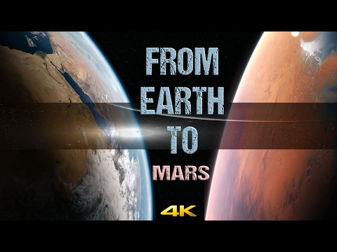 4K   From Earth To Mars #Official Final Film
