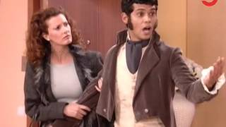 Ала… Дина/Ala... Dina!, Испания/Spain, комедия, сериал 2002-2004 г., 8 серия