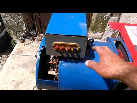 dwell motion free energy . self loped genset model test low rpm