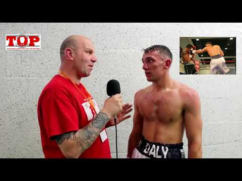 UWS Interviews Sean Daly Full HD