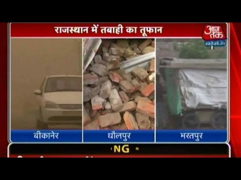 India 360: Rajasthan Dust Storm Claims 16 Lives, Over 90 Injured
