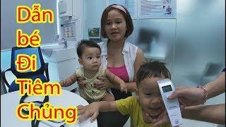 Su and mom pretend with hospital❤️Dẫn bé đi tiêm chủng❤️Fun Kids su