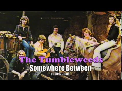 The Tumbleweeds - Somewhere Between (Karaoke)