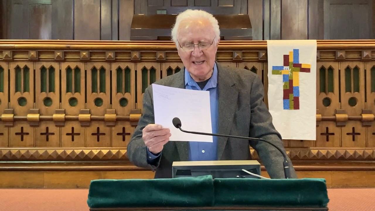 Earth Stewardship | First Parish Sermon April 18, 2021