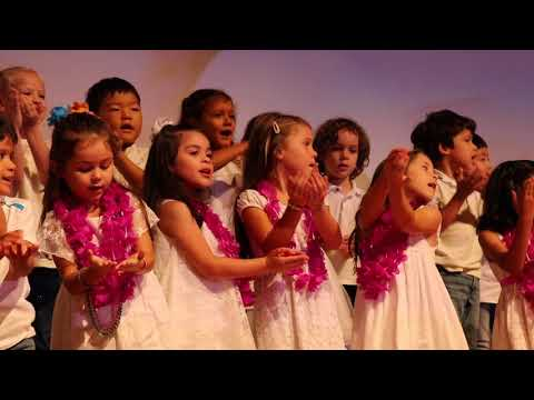 2017 Singing Around the World: Pupu Hinu Hinu (from Hawaii)
