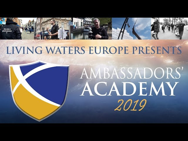 Is the Ambassadors' Academy [2019] for you?