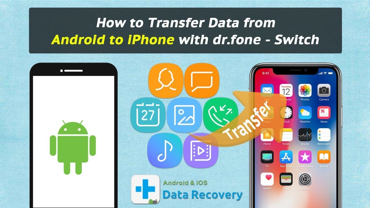 Top Three Phone Clone App to Copy Phone Data in 2019