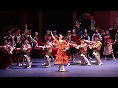 Don Quixote - Ballett von Rudolf Nurejew nach Marius Petipa