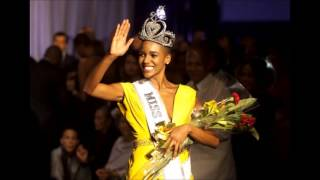 Komite Miss Haiti a Voye CAROLYN DESERT Ale Pran Imilyasyon nan Peyi Bolivi