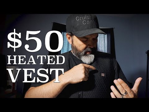 Best Heated Vest For Under $50