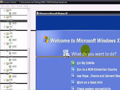 Part 1: Learn How To Hack Windows XP CD Setup & Make A Custom Windows XP .ISO