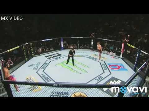 Хорхи Масвидал и Бен Аскрен Новый Рекорд в UFC 239👍👈💪
