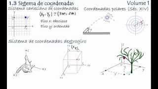 Sistema de coordenadas (Vídeo1.3 - Volume 1)