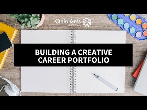 Building A Creative Career Portfolio