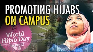 "Campus Millennials ""seduced"" by Left's pro-hijab campaign"