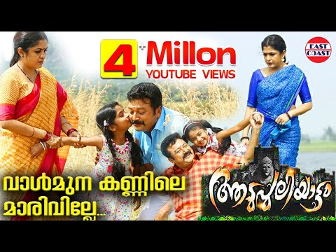 Vaalmuna Kannile Video Song | Aadupuliyattam...