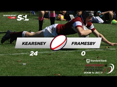 Highlights: Kearsney Fest, Kearsney College 1st XV vs Hoerskool Framesby 1st XV