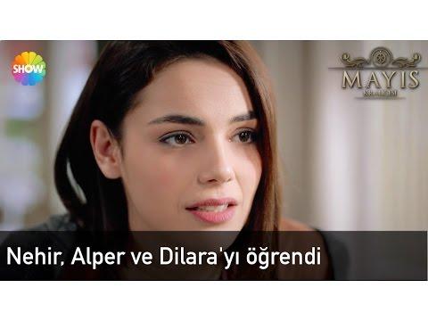 Nehir, Alper ve Dilara'yı öğrendi | Mayıs Kraliçesi 4.Bölüm