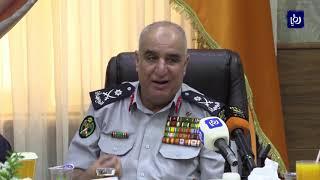 وزير الداخلية يشيد بالدور الحيوي والرئيس الذي يضطلع به جهاز الدفاع المدني  (31/7/2019)