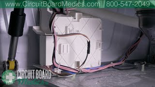 w10374126 motor control unit mcu removal repair
