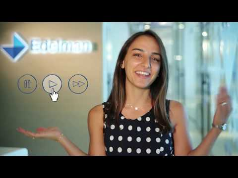 Show up Differently | Associate Director | Fin comms | Edelman Middle East