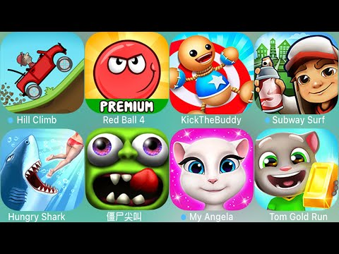 Super Mario Run,Man X,KickTheBuddy,Sonic,Miraculous,Hill Climb,Minion,Subway,Shark,Red Ball 4