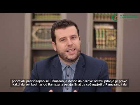 Poziv vjernicima (29) - Priprema za Sutra - hafiz Ammar Bašić
