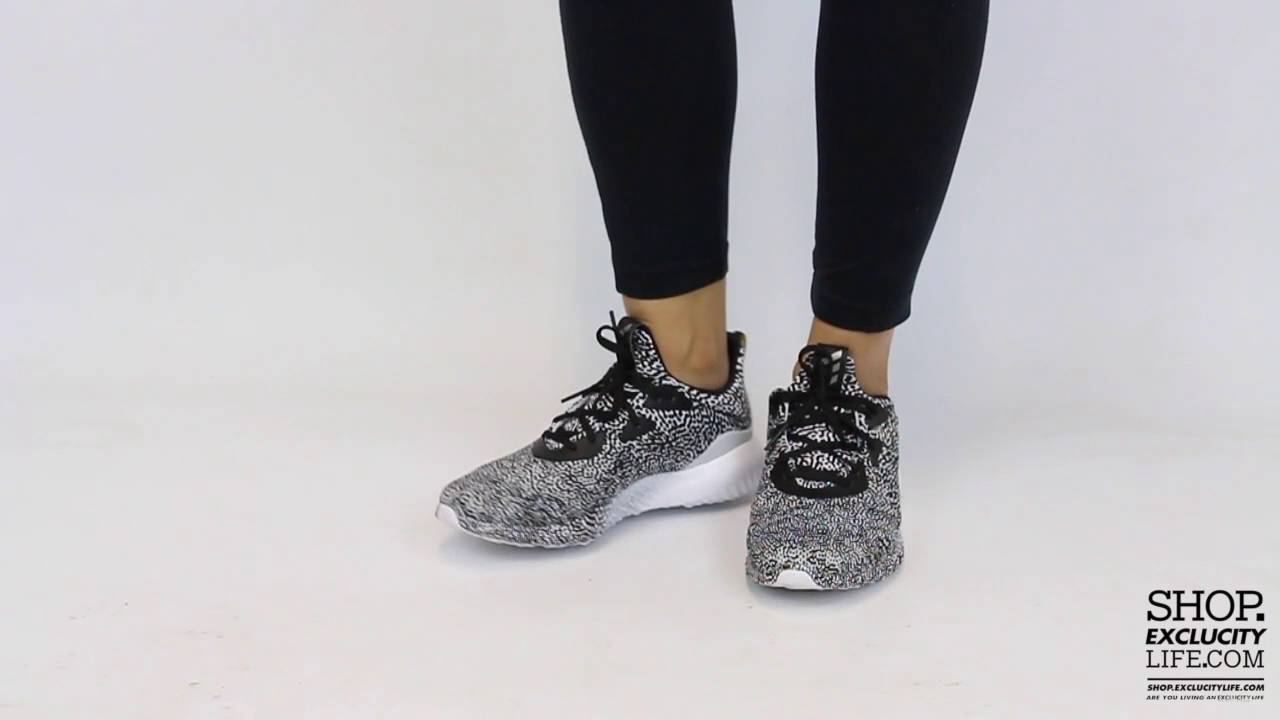 lowest price f2448 061d2 Women s Adidas Alphabounce Aramis On feet Video at Exclucity