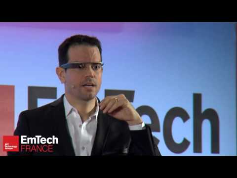 EmTech France MIT Emerging Technologies Keynote Ned Sahin