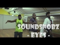 SOUND SNOBZ EYES FREESTYLE dance cover @Hassani_Shequille ft THE MYZTIKALZ